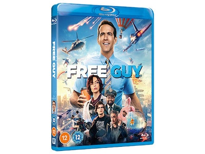 FREE GUY has landed on 4K Ultra HD™, Blu-ray™ and DVD, and to celebrate the release, we have a poster signed by Jodie Comer and Blu-Ray copies up for grabs! sweepstakes