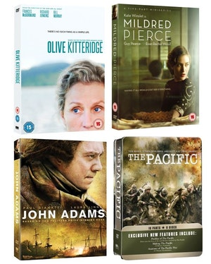 Olive kitteridge mini series bundle