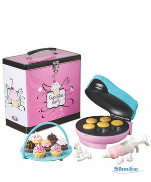 Cupcake machine simeo