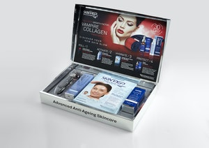 Vampire collagen box set open