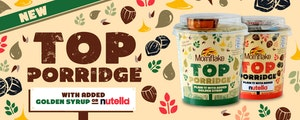 Nutella topporridge homepagebanner