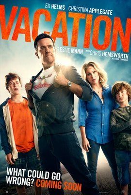 Vacation main poster