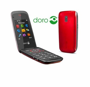 Doro phones copy