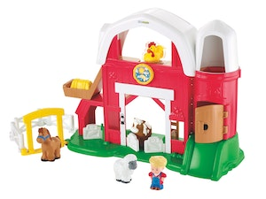 Fisher price little people fun sounds farm rrp 40 jpg