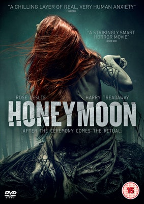 Honeymoon 2d dvd