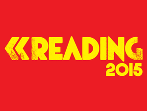 Reading 2015 single logo red background