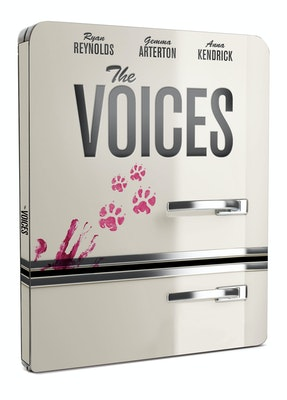 Voices steelbook front 3d