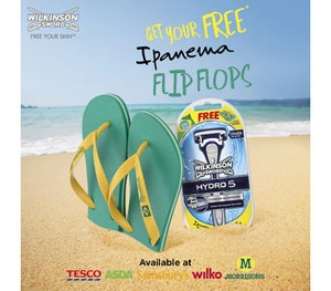 Flipflops competition
