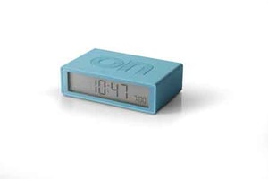 Giftswithstyle com lexon flip clock blue 29 gbp 1