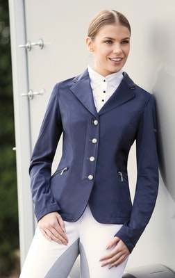 Equetech ellipse competition jacket emailer