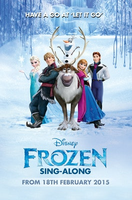 Sing along with frozen