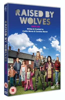 Raised by wolves dvd 3d