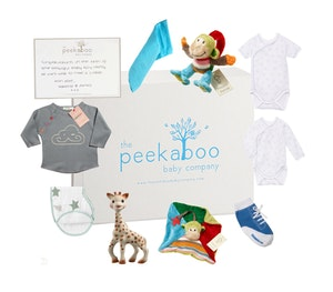 Win peekaboo babybox