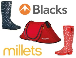 Millets blacks festivals